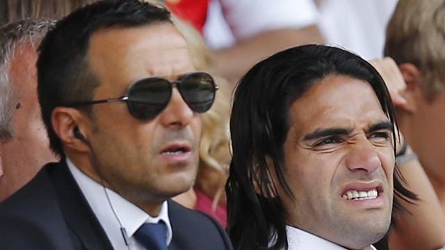 Falcao declara-se culpado em troca da ilibação de Jorge Mendes
