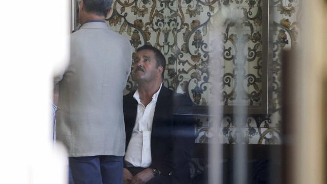Tribunal fixa em três anos de prisão efetiva cúmulo de Manuel Godinho