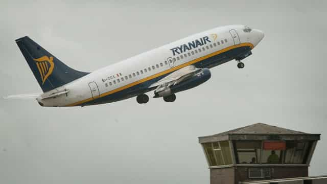 Ryanair lança promoção de inverno com lugares a partir de 15 euros