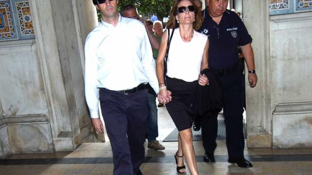 Inspetora da PJ acusada de matar avó do marido é absolvida