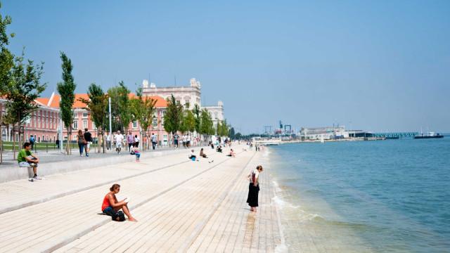 Futuro memorial à escravatura em Lisboa é notícia em Espanha