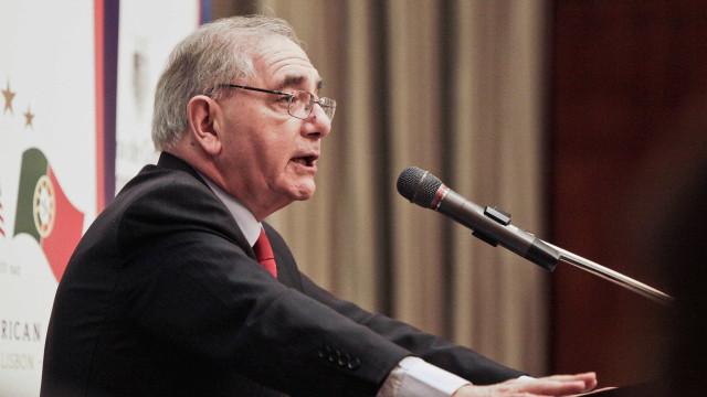 Rui Machete apoia candidatura de Santana Lopes à liderança do PSD