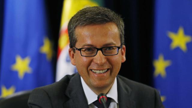 """Eurogrupo: Centeno eleito em """"momento-chave de transição"""""""