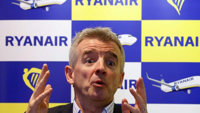 Ryanair investe 100 milhões na compra da congénere austríaca LaudaMotion