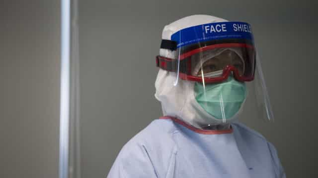 Paciente suspeito de ter Ébola isolado em hospital sueco