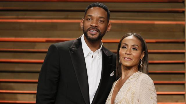 Jada Pinkett Smith e Will Smith completaram 21 anos de casamento