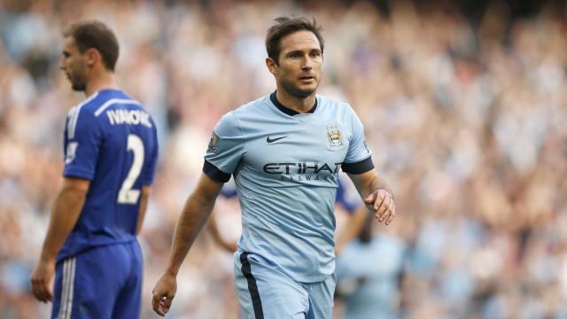Lampard está 'encantado' com as infraestruturas em Braga