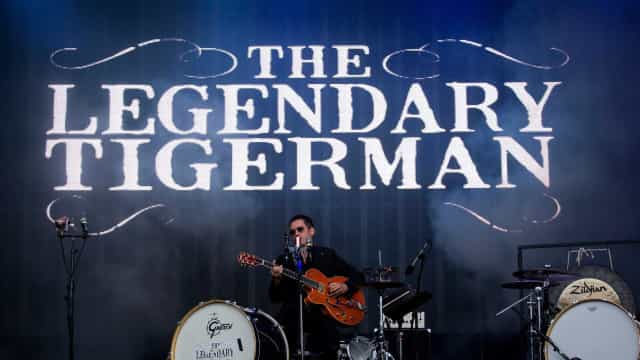 The Legendary Tigerman e Beatbombers atuam em dezembro na China
