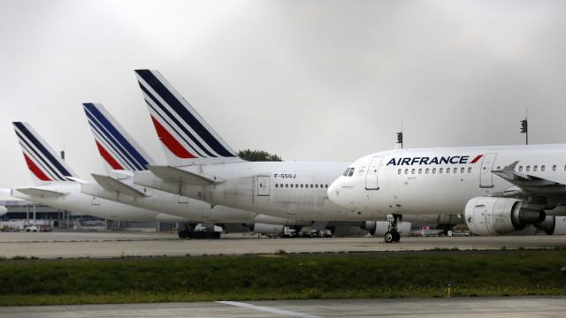 Air France-KLM passa de prejuízo a lucro de 151 milhões até junho