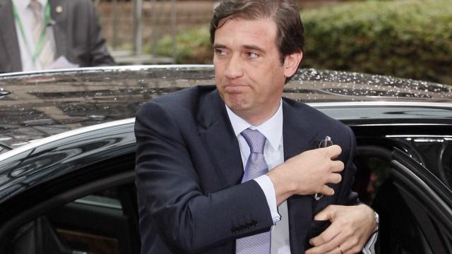"""Passos Coelho votou e espera que PSD """"chegue aos objetivos estabelecidos"""""""
