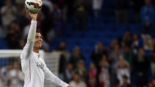 Ronaldo cobra mais de 600 mil euros por publicação no Instagram