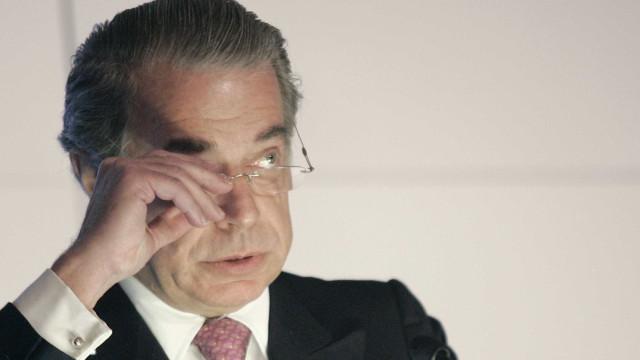 """Ricardo Salgado diz que Novo Banco devia """"permanecer português"""""""