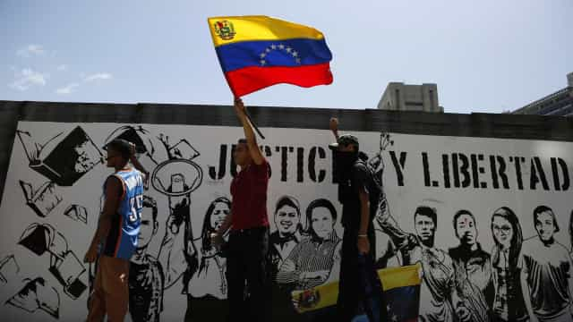 Venezuela: Número de presos políticos desceu numa semana de 911 para 866