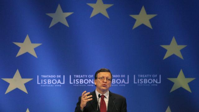 """Durão Barroso """"sempre se recusou a representar o banco junto da UE"""""""