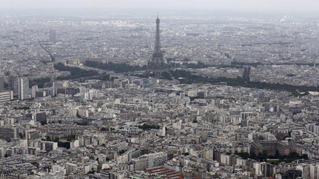 Economia francesa cresceu1,9% em 2017 e é a maior subida em seis anos