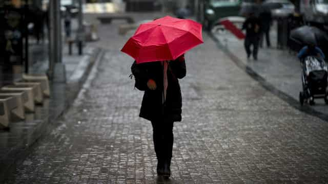 A chuva está a chegar, mas no fim de semana é o sol que vai raiar