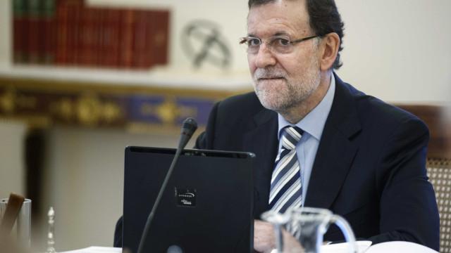 Rajoy e PM belga aproveitam cimeira da UE para conversa bilateral