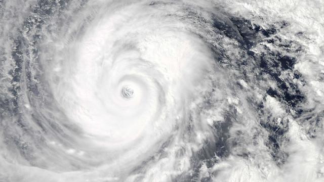 Proteção Civil registou 10 ocorrências na passagem de tufão Helene