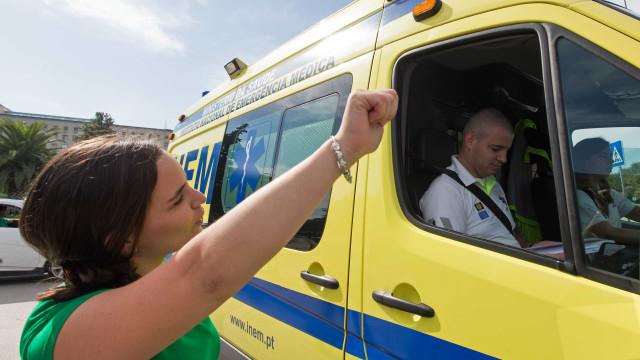 Técnicos de emergência pré-hospitalar repudiam críticas dos enfermeiros