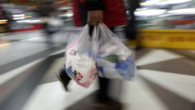 Zero quer que todos os sacos descartáveis sejam taxados