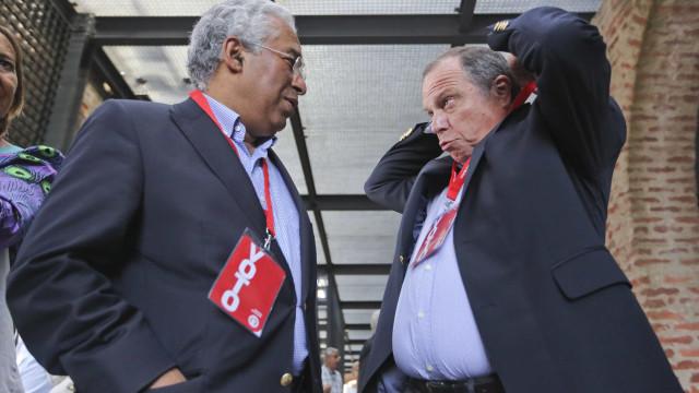 """IVA das touradas revela """"divergência assumida"""" entre Costa e Carlos César"""