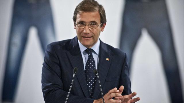 """Passos elogia atitude de Marcelo que """"contrasta bastante"""" com Governo"""