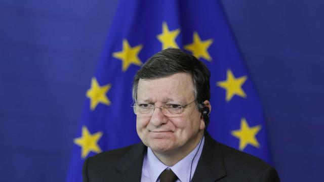 """Explicações de """"cerveja com amigo Barroso"""" não convenceram eurodeputados"""