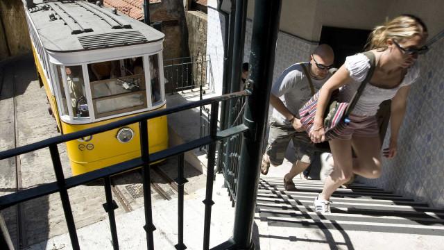 Turista roubada só se apercebeu quando a PSP lhe devolveu os bens
