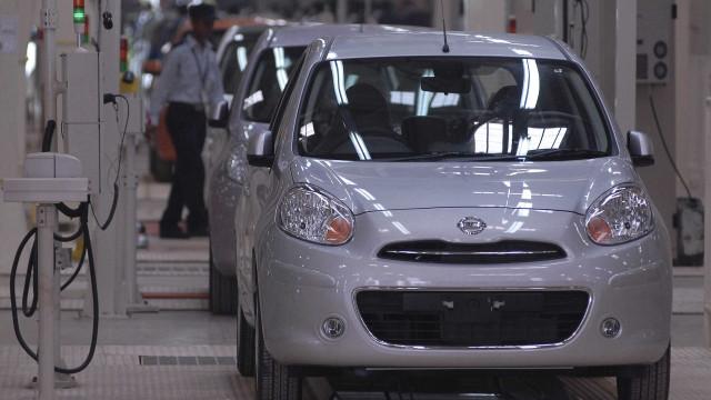 Nissan admite adulterar valores de poluição em veículos