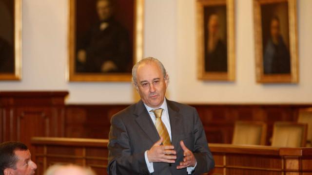"""Rio falará com Hugo Soares, mas """"com calma e sem precipitações"""""""