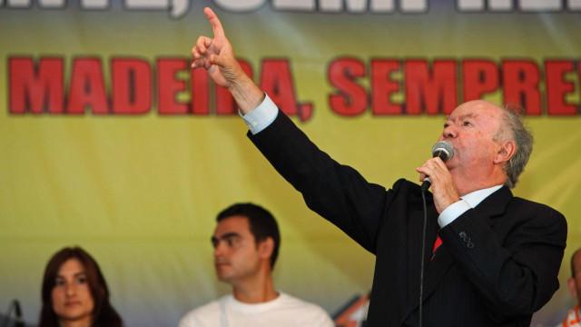 Alberto João Jardim critica PSD/Madeira e ataca 'Geringonça'