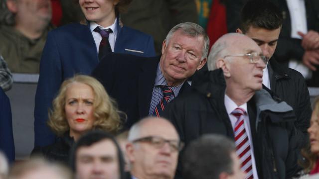Ingleses revelam emocionante discurso de Ferguson ao plantel do United