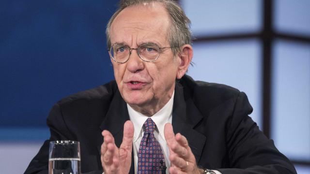 Governo italiano revê em alta crescimento económico para 1,5% em 2017