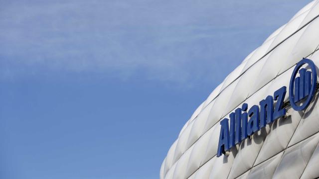 Lucro da Allianz cresce 17,8%  no 1.º semestre, para 3.810 milhões