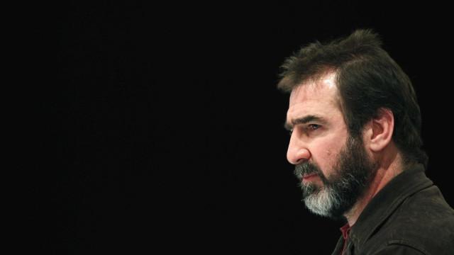 """Cantona: """"Só eu é que podia trazer sucesso ao United depois de Ferguson"""""""