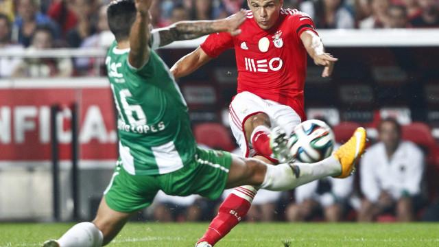 """Lima confirma 'hipótese Benfica': """"Se dependesse de mim, já lá estaria"""""""