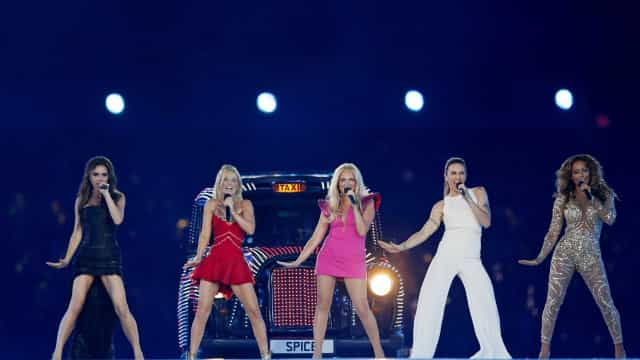 Spice Girls foram convidadas para casamento real... mas nem todas