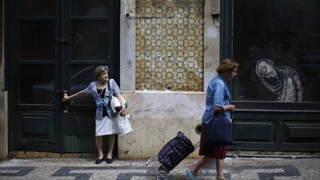 Aumento extraordinário chega a 1,59 milhões de pensionistas esta semana