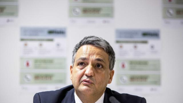 """Presidente da CGD acha ideia para aplicar juros negativos """"contranatura"""""""