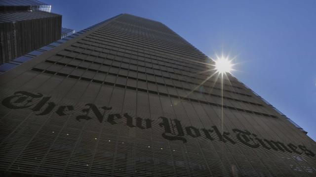 Donald Trump, o editor do New York Times e os ataques à imprensa