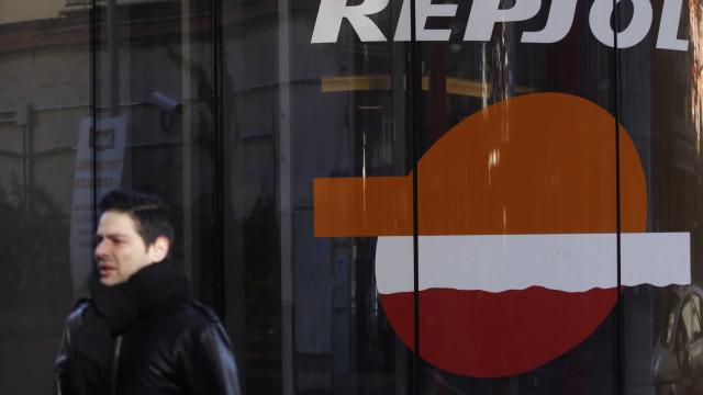 Lucros da Repsol aumentam 65% para 1.056 milhões no 1.º semestre
