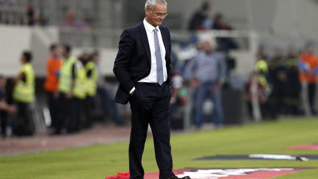 Ranieri pode deixar o Nantes para assumir seleção italiana