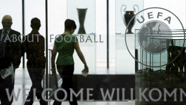 UEFA dá passo em frente rumo a nova prova de clubes