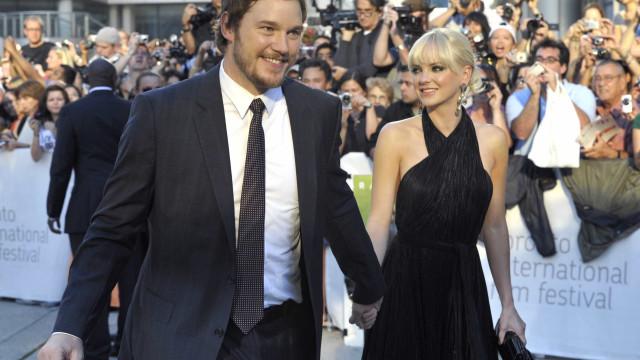 Chris Pratt e Anna Faris estão separados