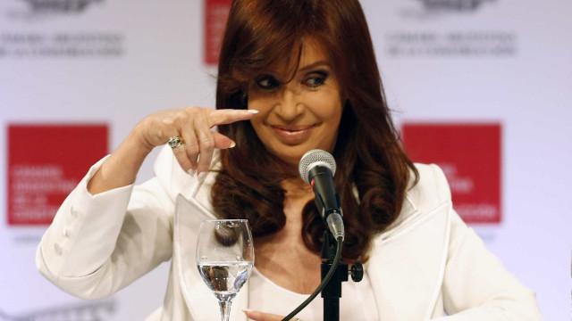 Justiça argentina ordena detenção da ex-Presidente Cristina Kirchner