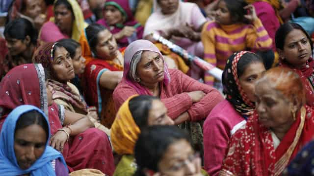 Violadores de rapariga de 8 anos condenados a pena de morte na Índia