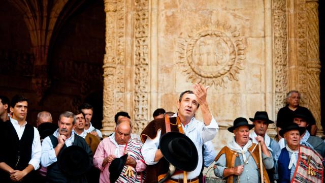 Cante alentejano homenageado na vila medieval de Monsaraz