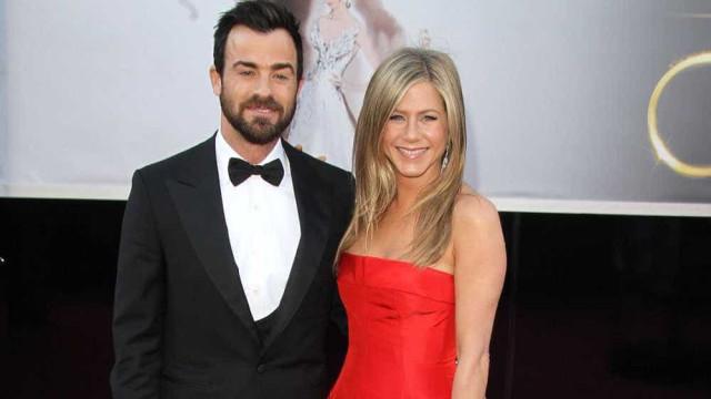 Jennifer Aniston queria (muito) ter um filho de Justin Theroux