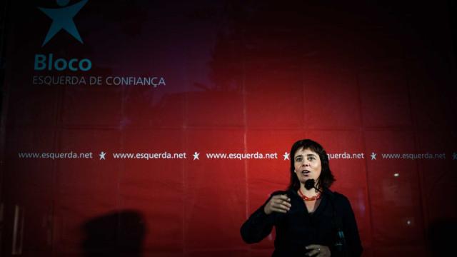 """Catarina Martins apela a Governo para acabar com """"selvajaria da Altice"""""""