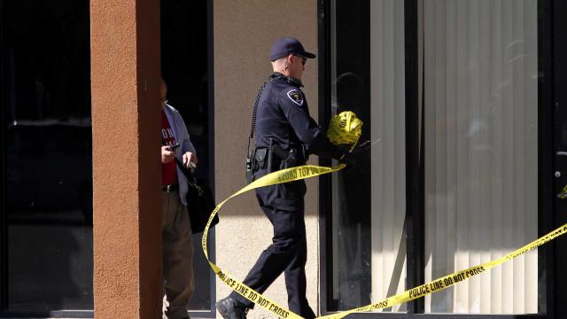 Atirador matou criança de quatro anos nos EUA e está em fuga